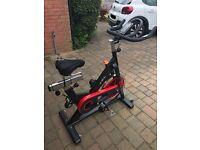 JLL IC400 ELITE Premium Indoor Cycling Exercise Bike