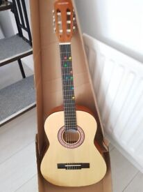 3/4 size new chantry guitar