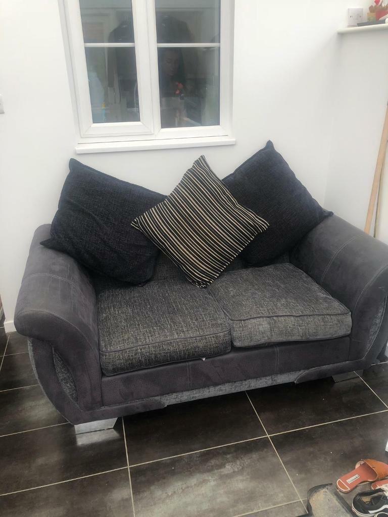 Wondrous Two Seater Sofa In Norwich Norfolk Gumtree Machost Co Dining Chair Design Ideas Machostcouk