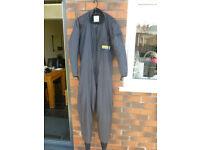 Seaskin under Suit