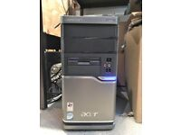 Acer Veriton M460 Tower PC – Complete System with Windows