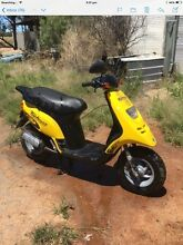 1999 typhoon scoots. Great condition Marrar Coolamon Area Preview