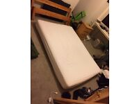 Used Double Alpha Beds Mattress For Sale