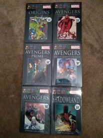 Marvel comics graphic novels