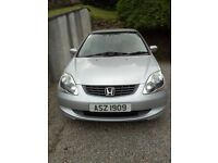 Honda civic 2004 automatic £1200 open to offers