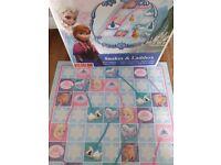 Frozen Game/Book/Gift Bundle