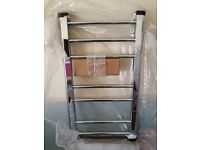 Heated towel rail brand new in box...2 available. £20 each