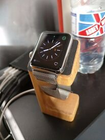 Apple Watch 42mm Milanese Perfect Condition
