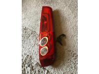 FORD FIESTA MK6 O/S Driver Side Tail Light 2002/2008 6S61-13404-B