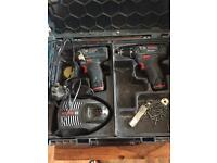 Bosch 10.8 impact and drill