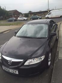 Good looking Black Mazda 6 with Fully leather interior and specially Bose sound System