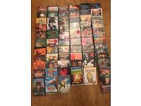 Huge dvd bundle(few in packaging) few in a series
