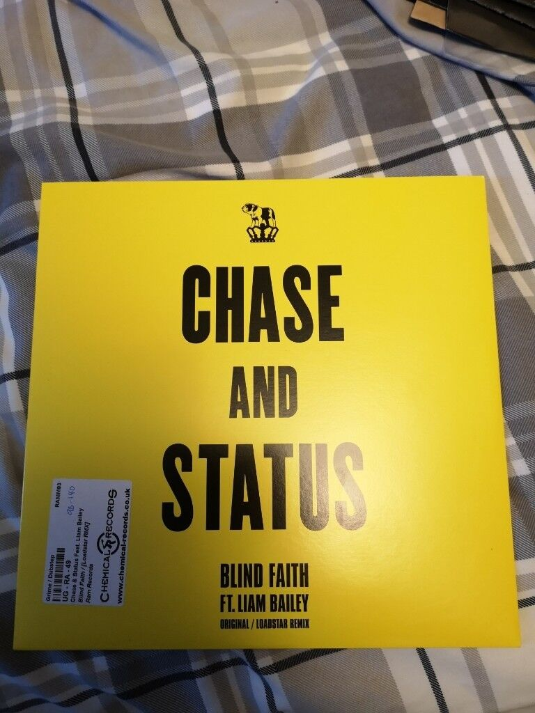 Blind Faith Chase And Status