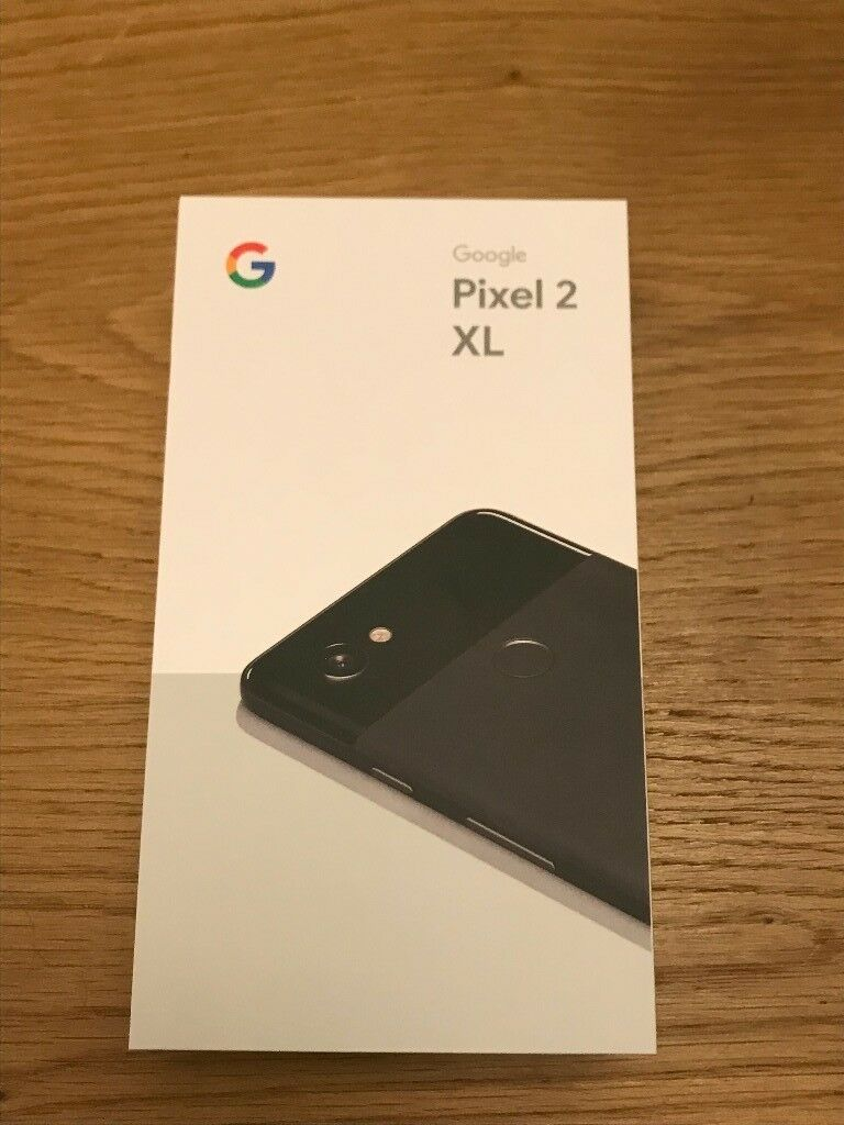 Google Pixel 2 XL 128GB (UNLOCKED) [BRAND NEW, SEALED]