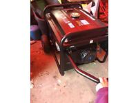Sgs 5000w new key start generator for sale