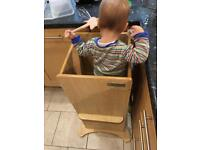 Little Helper Pod Step Stool