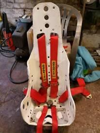 Kirkey light weight seat