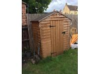 4x3 shed