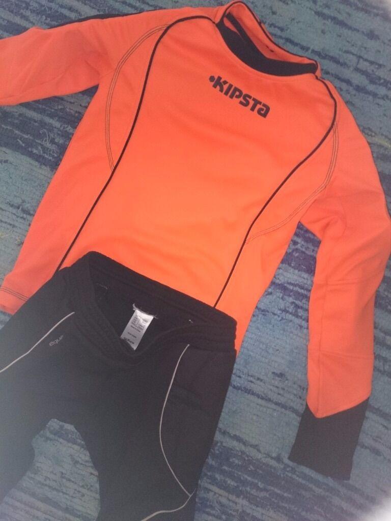Boys football/ goalkeeper outfit