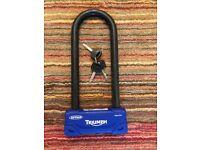Triumph High Quality, 270mm D lock