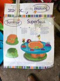 Baby's Super Seat