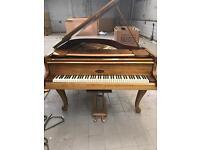 Malmsjo baby grand piano