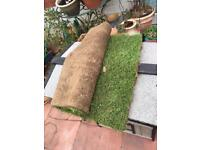 Approx 50cm x 75cm turf grass