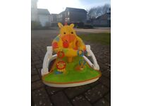 Fisher Price bumble seat like new