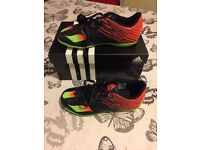 (Kids) Adidas Messi 15.4 football boots (size c12 / eur30.5) in good condition