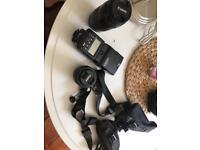 Canon Accessories Kit lens flash strap