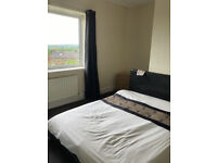 2 bed furnished terrace with gardens and parking