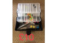 Fishing bits excellent condition. From £3