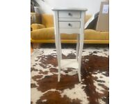 Small Side Table (perfect for narrow bedroom)