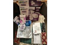 Philips Avent Breast feeding pump