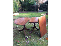 £0 Antique Mahogany Dinning table restoration - Urgently need the space.