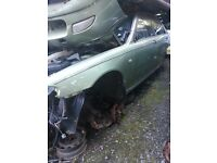 2002 ROVER 75 2.0 V6 PETROL BREAKING FOR PARTS