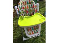 mamas and papas highchair **amazing product**