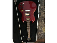 Gibson SG Special Electric Guitar - Heritage Cherry, + hardshell case + strap immaculate condition