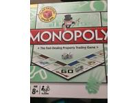 Monopoly Board Game Still Sealed.