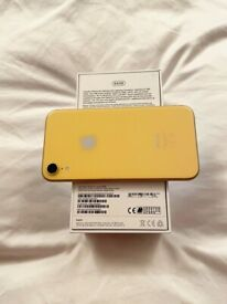 2 MONTHS APPLE WARRANTY NO MARKS/SCRATCHES IPHONE XR 64GB UNLOCKED BOXED £350 NO OFFERS