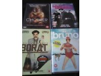 Assorted dvds 50p each