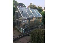 6ft x 8 ft greenhouse for sale