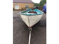 18ft fishing boat