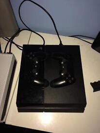 PlayStation 4 & 18 games