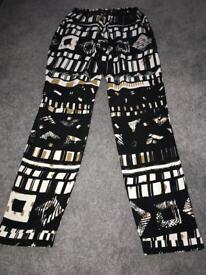 Next slim trousers size 6 petite