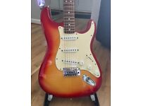 Reduced Fender Squier Vintage Modified Stratocaster. £130 USA upgraded pickups. Total Bargain!