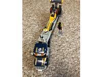 Dragster transport Lego city 60151
