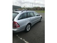 MERCEDES C180 KOMP ELEGANCE SE ESTATE. AUTOMATIC 1796CC