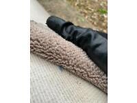 New ! Victoria carpets Tiffany twist cafe carpet roll (2,55m by 5m)