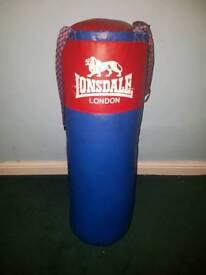 Lonsdale Punch Bag 3ft
